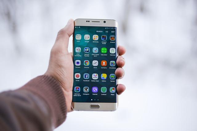 Handy, Smartphone, App, Finanzen