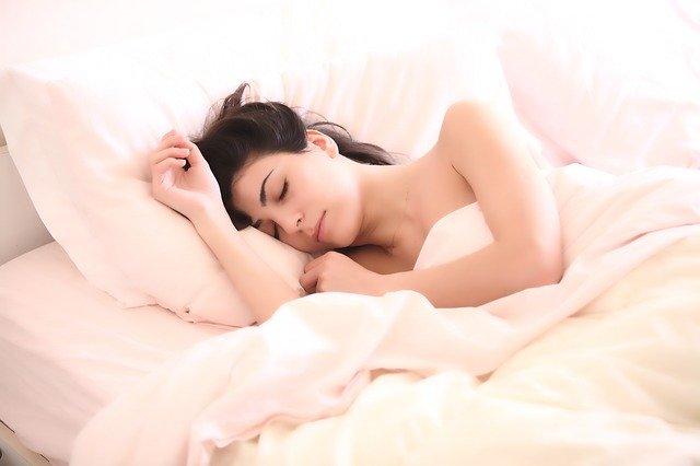 Eine Heizkissen beruhigt vorm schlafen